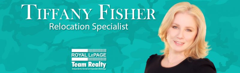 Tiffany Fisher - Relocation Specialist