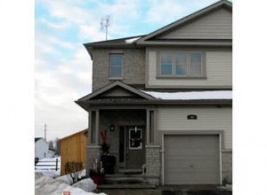 SOLD in Carleton Place!